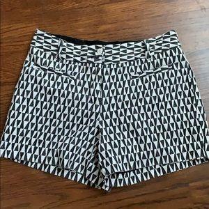 Adorable Geo-metric shorts
